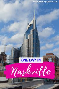 One day in Nashville