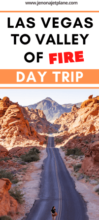Want to plan a day trip from Las Vegas to the Valley of Fire? Here's everything you need to know to have the perfect road trip.