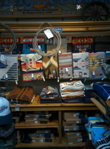 shelf display of native american style blankets fm light store steamboat springs co jenphotographs
