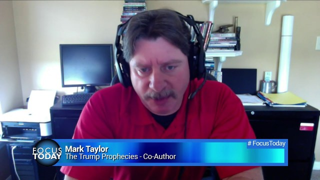 "美国大法官和""罗诉韦德案"" Firefighter Prophet Mark Taylor's Prophecy On Supreme Court One Step Closer To Reality"