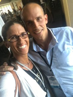 Genius behind QT2 and The Core Diet, Jess Kropnicki.