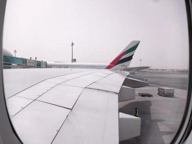 ... reached Dubai