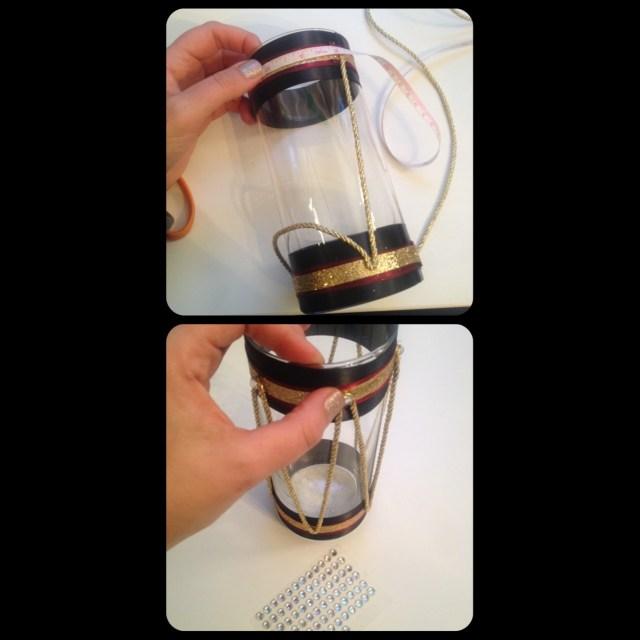 Drum Candle Holder Steps 2