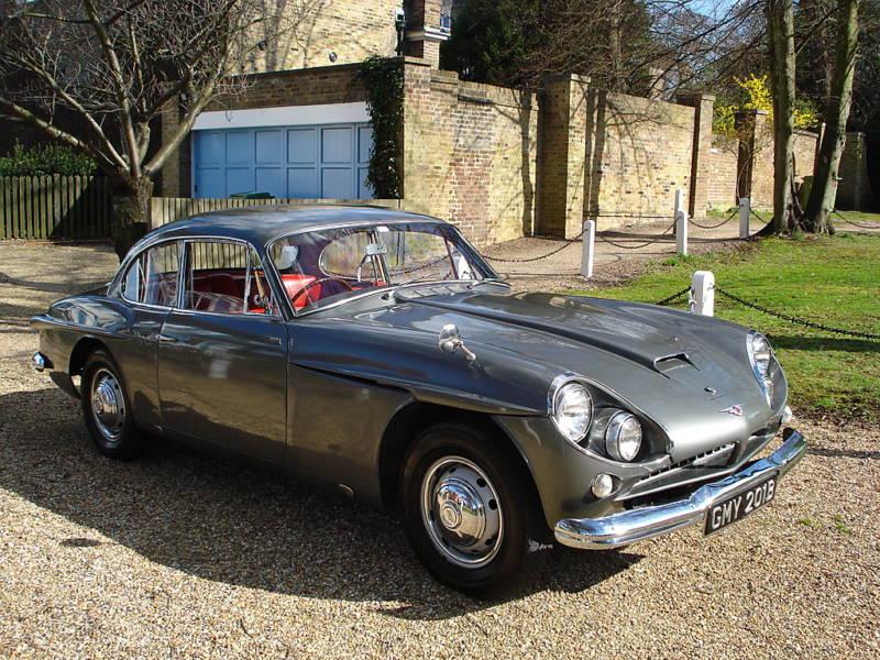 History of C-V8 GMY 201B - Jensen C-V8 MKII 1964 - Paul ...