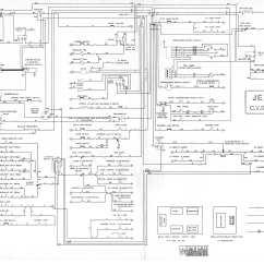 Jensen Interceptor Wiring Diagram Central Heating Timer C V8 Pdf Downloads Mkii 1964 Paul