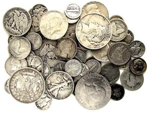 Old Way Best Sell Coins