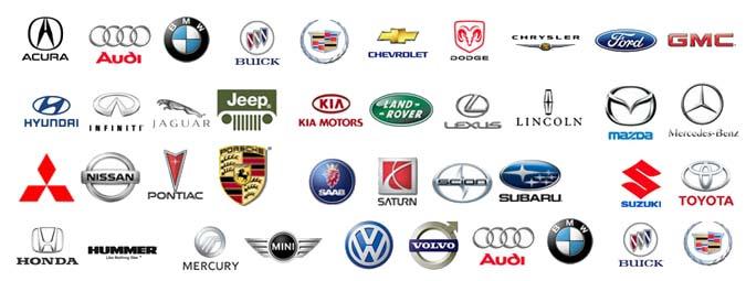Top Car Manufacturers 2015  Jensen Fleet Solutions