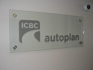 interior signs