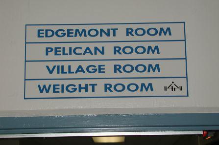 interior signs - Wayfinding Signs