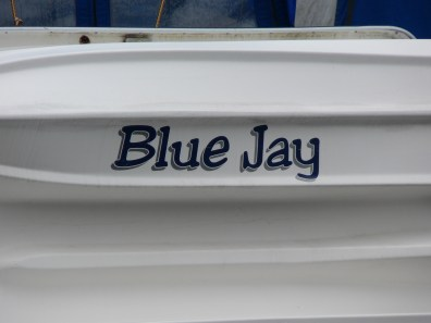 boat lettering - Tenders