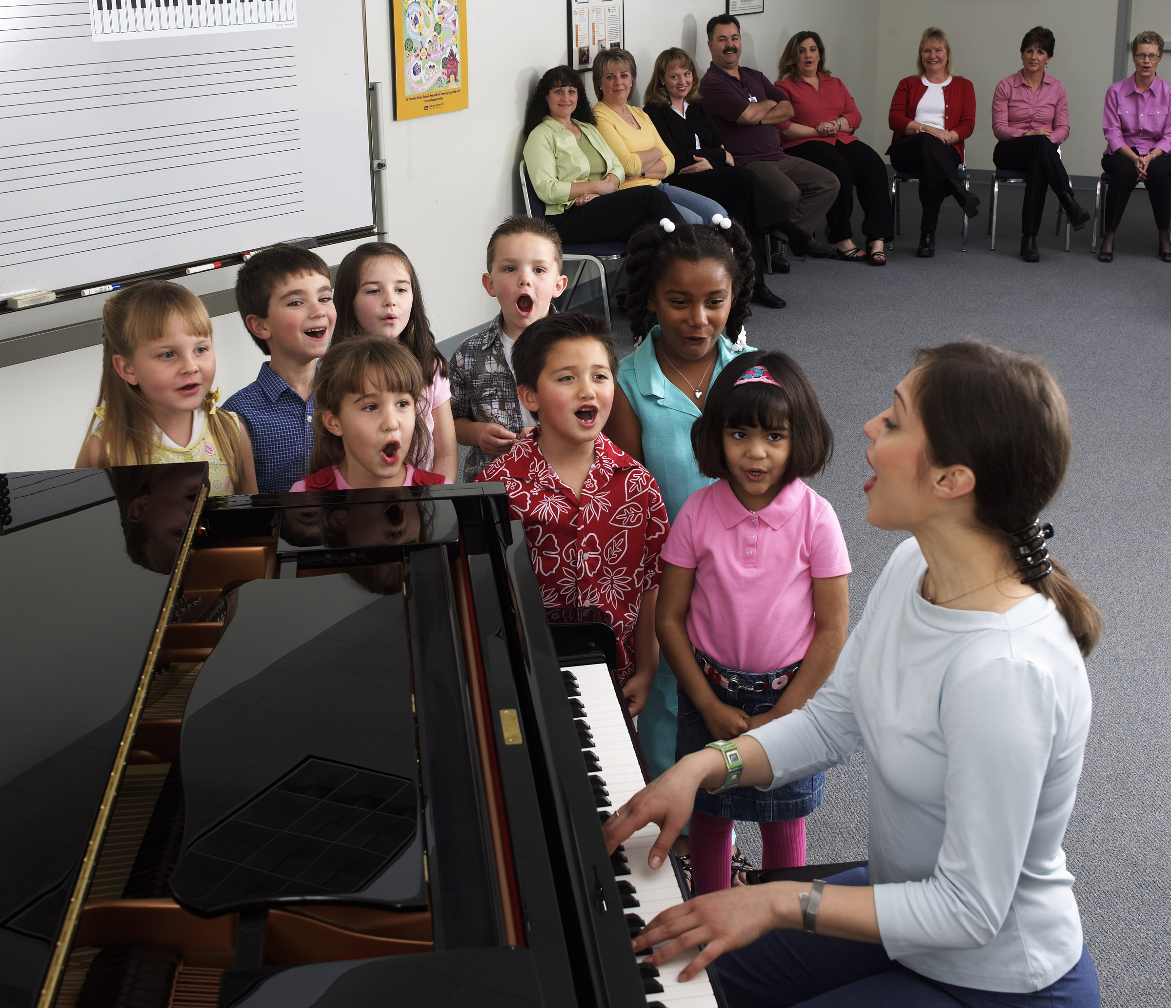 Why Singing Is Good For You  Jensen's Yamaha Music School
