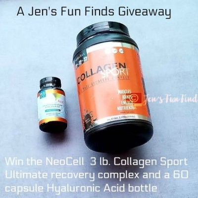 NeoCell Products Giveaway
