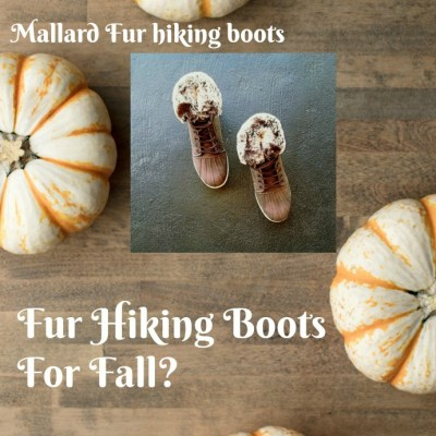 What is Your Boot Personality? Win a Pair Of Lugz Mallard Fur Hiking Boots