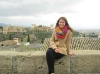 Mirador de San Nicolas, Albayzin-overlooking the Alhambra