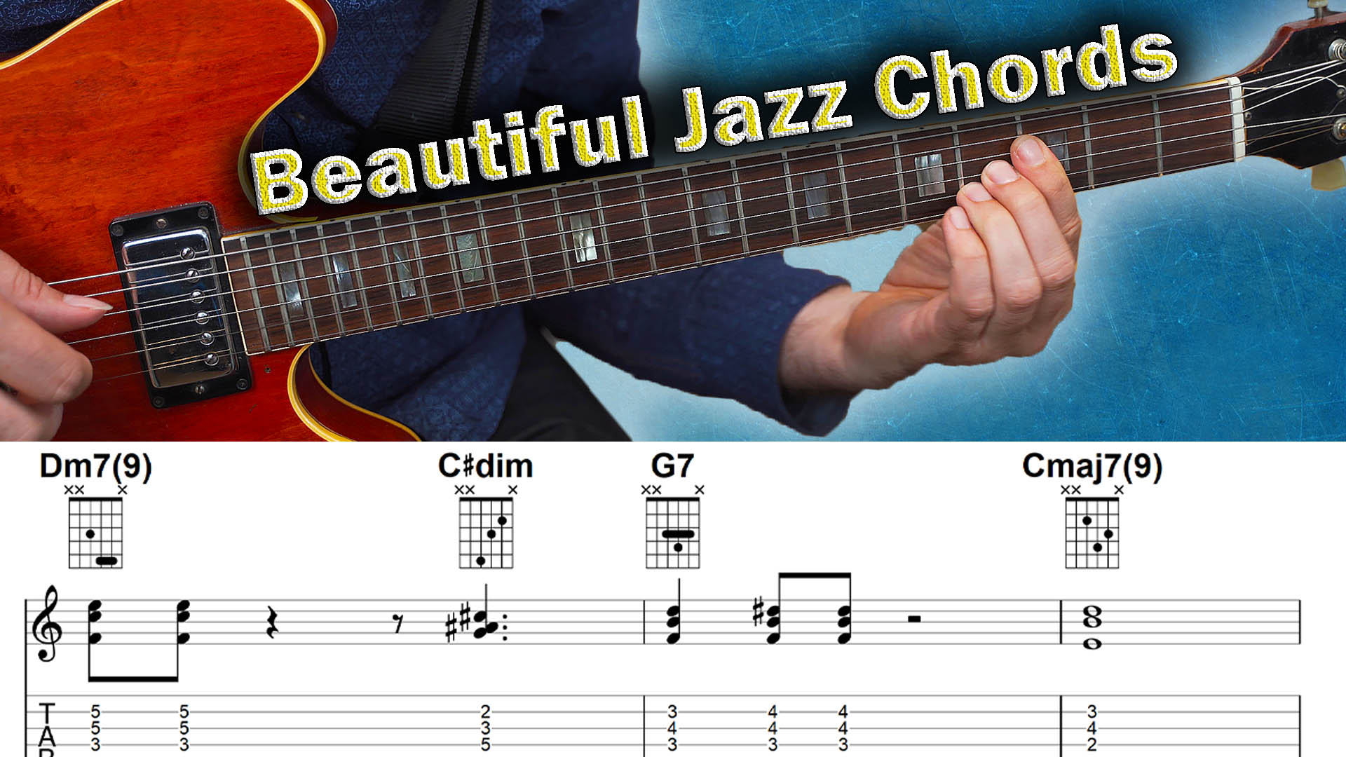 Rootless Jazz Chords 15 Beautiful Examples You Need To