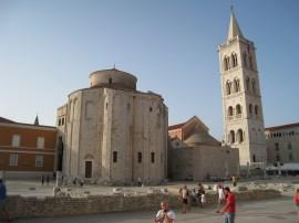 Zadar, Croatia - old town