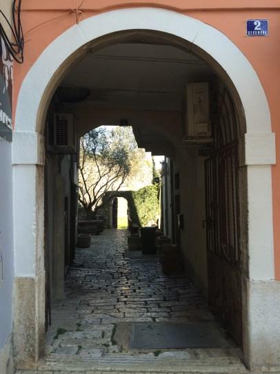 Down secret passage ways