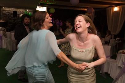 Dancing and joy!