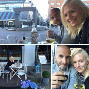 Dinner in Oslo - Proseccheria Restaurant