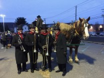 OTC's Brass at the Snow Forge Festival