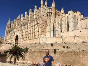The Cathedral of Santa Maria of Palma
