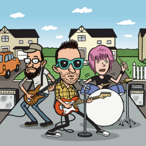 Rock in the Suburbs