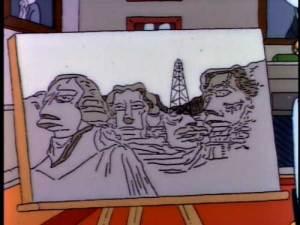 Simpsons screenshot