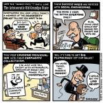 """This Week's Cartoon: """"The Aristocratic Old Grandpa State"""""""