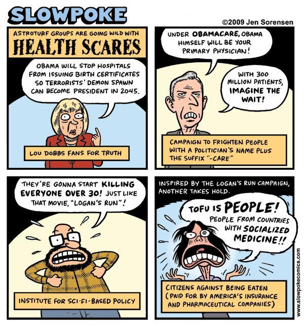 healthscares