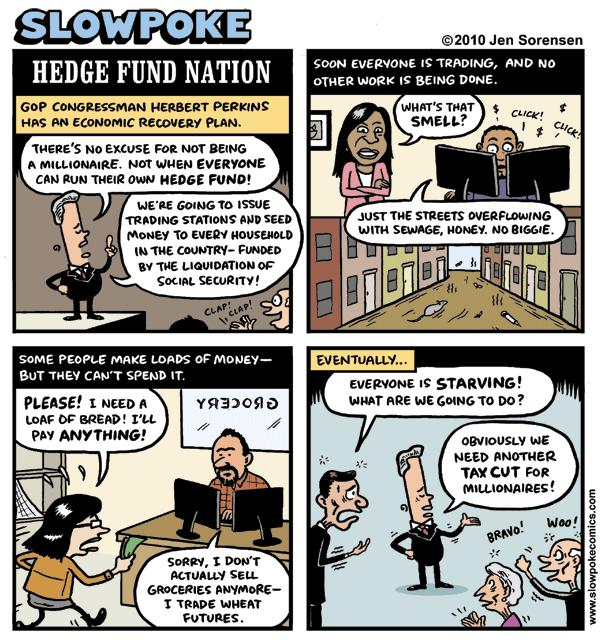 "This Week's Cartoon: ""Hedge Fund Nation"""