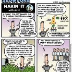 "This Week's Cartoon: ""Makin' it With Mitt"""