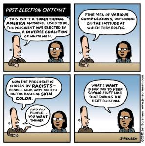 Post-Election Chitchat