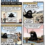 """This Week's Cartoon: """"The Tale of Tarball Timmy"""""""