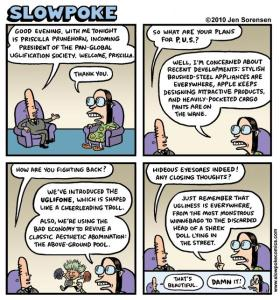 "This Week's Cartoon: ""Trojan MILFs"""