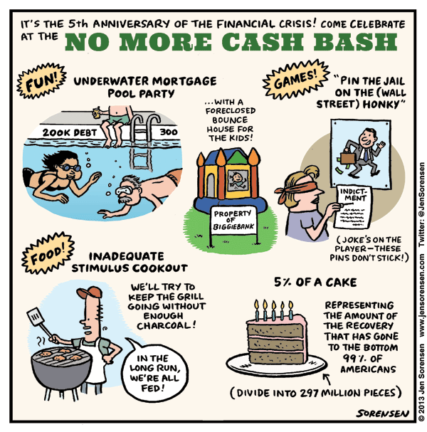 No More Cash Bash