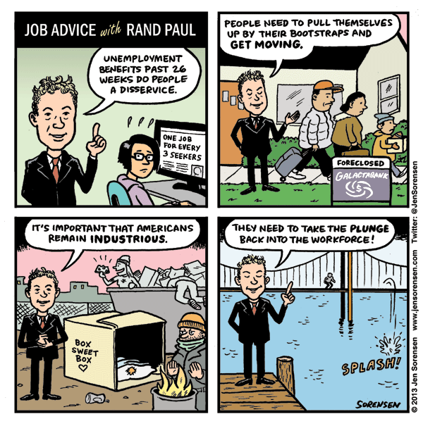 Job Advice With Rand Paul