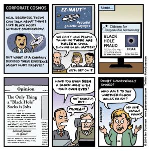 Corporate Cosmos