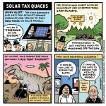 Solar Tax Quacks