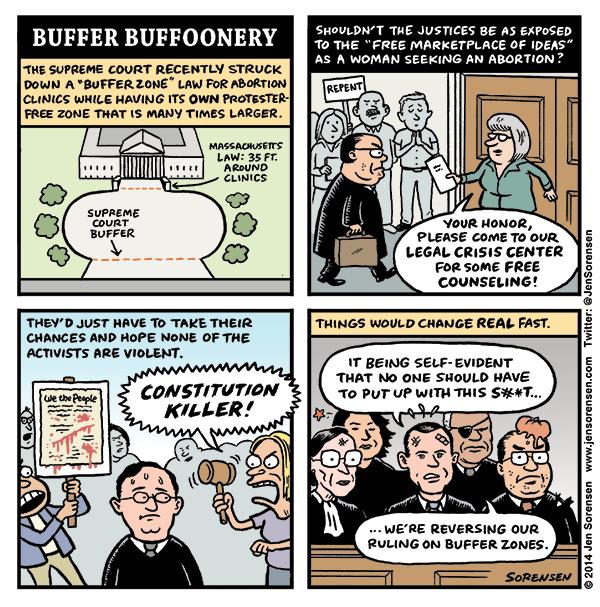Buffer Buffoonery