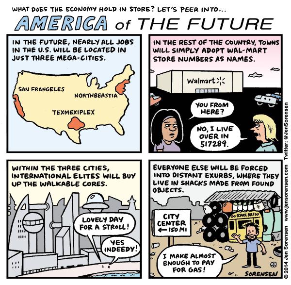 America of the Future