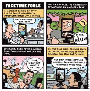 Facetime Fools