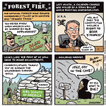 Forest Fire: Guns gone wild in national parks