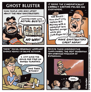 Ghost Bluster