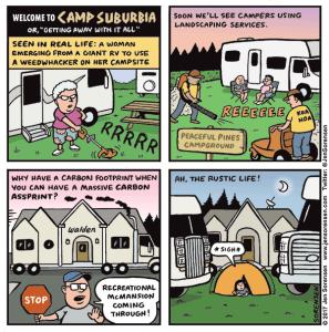 Camp Suburbia