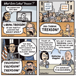 """What Gets Called """"Treason""""?"""