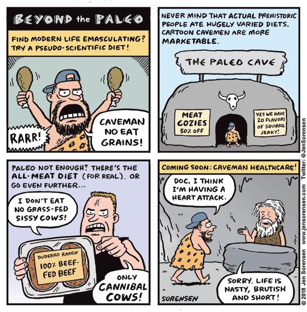 Beyond the Paleo
