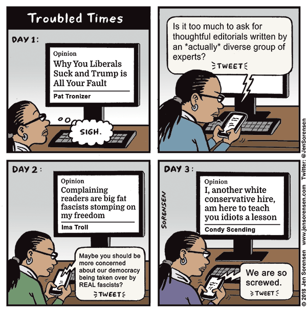 Troubled Times