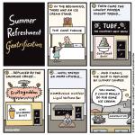 Summer Refreshment Gentrification