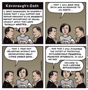 Kavanaugh's Oath