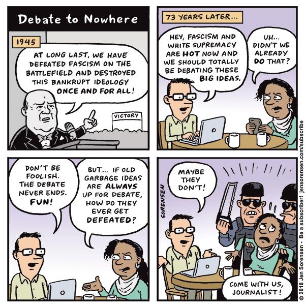 Debate to Nowhere